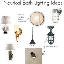kids bathroom lighting. Alluring Nautical Bathroom Light Fixtures Themed Shipu0027s Wheel Motif Ceiling Kids Lighting B