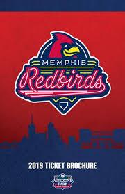 2019 Memphis Redbirds Ticket Brochure By Memphisredbirds Issuu