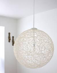 Paper pendant lamp 4