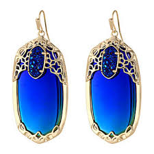 Image result for kendra scott blue earrings