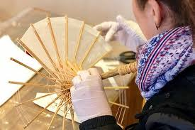 Yuhang Timeless Oil-paper Umbrella Crafting ... - TripAdvisor