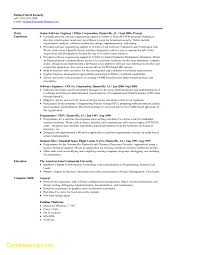 New Resume Template Templates Microsoft Word Download Format Best
