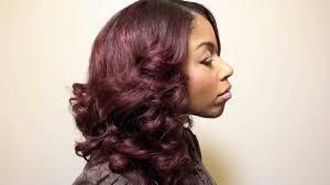 Semi Permanent Hair Color For Black Hair