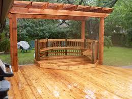 backyard deck design ideas. Howling Backyard Deck Design Ideas