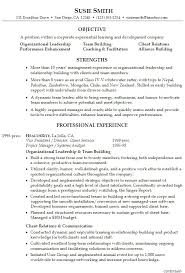 34 Best Leadership Resume Statements Kumganghealthcare