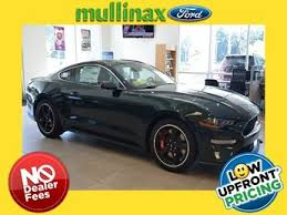 2019 ford mustang bullitt rwd coupe for mobile al m502983 2019 ford mustang bullitt 2 door manual 5 0l v8 ti vct engine coupe