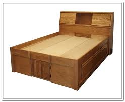 platform bed with drawers plans. King Size Platform Frame Bed With Storage Plans Beds  Drawers And Headboard Catchy