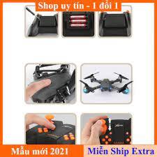 Flycam mini, Máy bay điều khiển từ xa XT-1 kết nối Wifi quay phim chụp ảnh Full  HD 720P - Bảo hành 1 - 1
