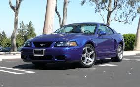 Stock 2003 Ford Mustang SVT Cobra 1/8 mile Drag Racing timeslip 0 ...