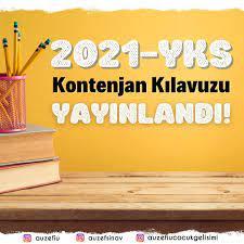 AUZEF Öğrenci Topluluğu - YKS-2021 Kontenjan Kılavuzu açıklandı! #ösym  #eğitim #tercihdönemi . | Facebook
