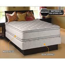 double sided pillow top mattress. Dream Solutions Double-Sided Pillowtop Mattress And Box Spring Set (Twin) Sleep System Double Sided Pillow Top S