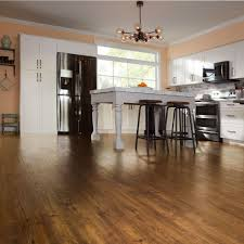 Pergo Flooring In Kitchen Pergo Outlast Auburn Scraped Oak 10 Mm Thick X 6 1 8 In Wide X