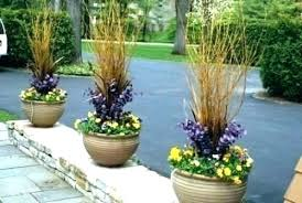 container planting ideas full size of outdoor container planting ideas for flower pots in winter pot