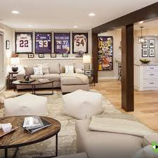 Design Basement Interesting Decorating Ideas