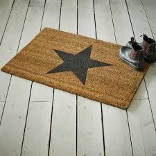 Large Star Doormat | Door Stops & Doormats | Graham & Green