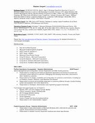 Good Resume Template Fresh Examples Resumes Free Templates Allow