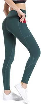 ALONG FIT <b>High Waisted</b> Leggings <b>with</b> Pockets for <b>Women</b> ...