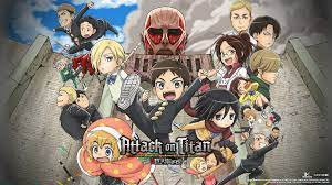 Featuring all of the characters from the main. Attack On Titan Junior High Event Timeline And Other Things Shingekinokyojin