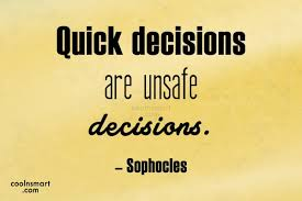 Decision Quotes Unique Decision Quotes Sayings About Making Decisions Images Pictures