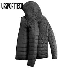 2019 <b>URSPORTTECH</b> Autumn Winter Light Down <b>Jacket</b> Men'S ...