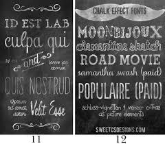 chalkboard fonts free mega chalkboard font round up the scrap shoppe