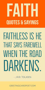Quotes About Faith Stunning Quotes About Faith Religious And Christian Sayings Greeting Card