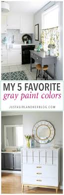 Choose paint color like a pro by learning how color undertones work. My 5 Favorite Gray Paint Colors Abby Lawson