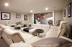 Basement Living Rooms Creative Best Inspiration