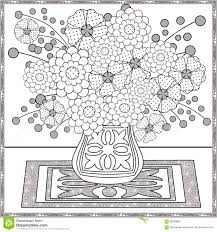 Small Picture Coloring Pages Vase