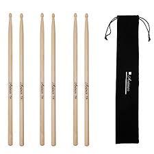 Drumstick Weight Chart Best Drumsticks For Beginners Musicalley
