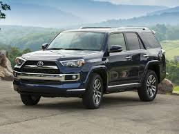2018 Toyota 4Runner Limited - Toyota dealer serving Pittsfield MA ...