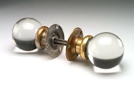 glass door knobs on doors. Unusual Vintage Glass Door Knob Set: Pairpoint. $125.00, Via Etsy. Knobs On Doors O