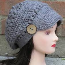 Crochet Newsboy Hat Pattern Adorable CROCHET HAT PATTERN Brooklyn Newsboy Hat Slouchy Beanie Women Teen