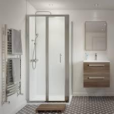 Technique Stratos 6+ Bi-fold Shower Door | AMS Plumbing