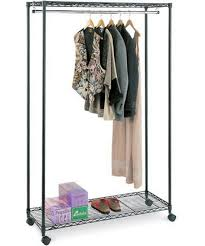 Appealing Rolling Coat Rack Metal Material Chrome Finish As Well As  Interesting Rolling Coat Rack (