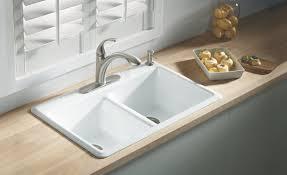 kitchen fascinating white drop in kitchen sink 3 from white drop in kitchen sink