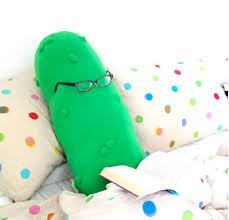 3 pickle body pillow