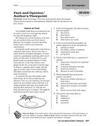 Fact And Opinion Worksheets 2nd Grade - Checks Worksheet