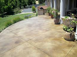 stained concrete patio before and after. Patio Ideas: Stained Concrete Ideas Before And After Filed Under Patina T
