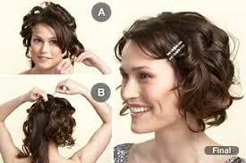 Svatební účes Z Krátkých Vlasů Podkova Máte Odk