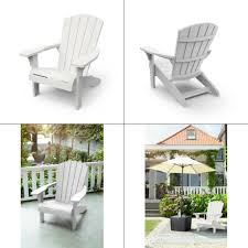 keter adirondack chair resin outdoor