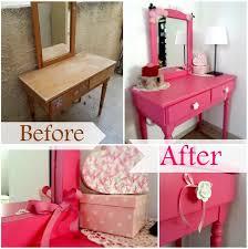 blog thumbnail diy pink desk
