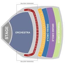 Powell Hall St Louis Tickets Schedule Seating Chart
