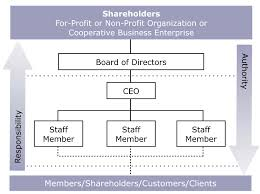 64 Exhaustive Non Profit Hierarchy Chart