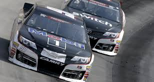 to winning nascar k n pro series east zombie auto 150 at bristol motor sdway on saay afternoon in bristol tennessee nigel kinrade photography