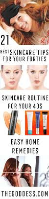best skincare tips for your 40s check out these step by step easy anti