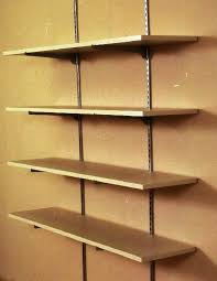 Small Picture Wall Mounted Metal Shelving System