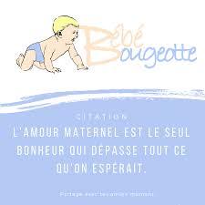 Bebebougeotte Citation Lamour Maternel Est Le Seul فيسبوك