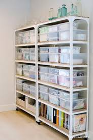 Small office storage Filing Tackle Clutter Top 10 small Space Secrets To Steal From The February Issue Pinterest 38 Best Small Office Storage Images Office Home Houses Desk