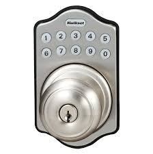 front door keyless entryKeyless Entry Door Locks Lowes Attaching A Jig To The Door Lowes